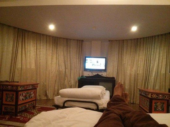 The Keepsa Residency: Room