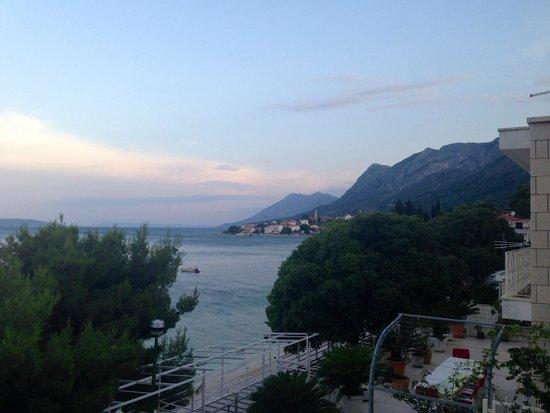 Hotel Saudade: Morning view