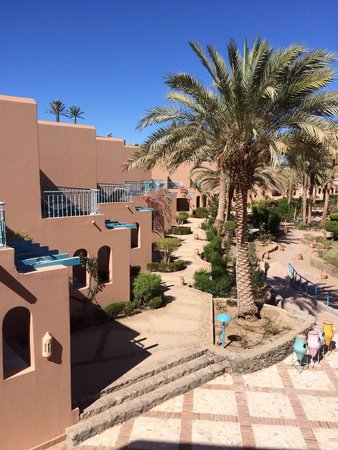 Labranda Club Paradisio Hotel El Gouna: Hotelanlage