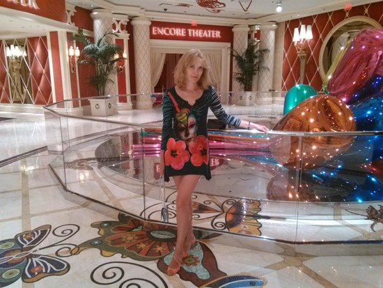Encore At Wynn  Las Vegas : Going to THE DREAM