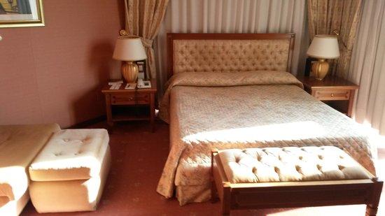Borgo Palace Hotel : camera matrimoniale
