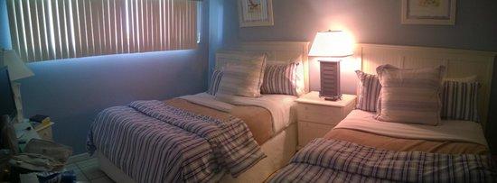 Turtle Crawl Inn Resort: Schlafzimmer