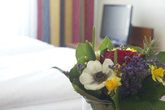Hotel Drei Kronen: Zimmer
