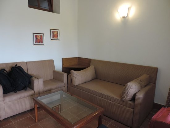 Annabella Hotel & Resort: The suite room...