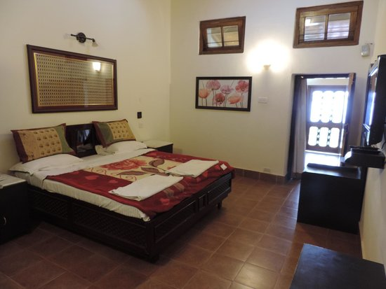 Annabella Hotel & Resort: The Spacious Suite room...
