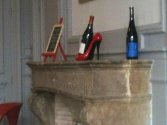 La Villa Margot: Une jolie carte des vins