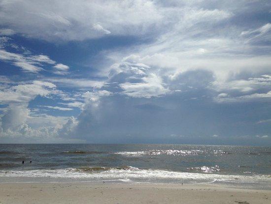 Barefoot Beach Preserve: Beautiful beach.