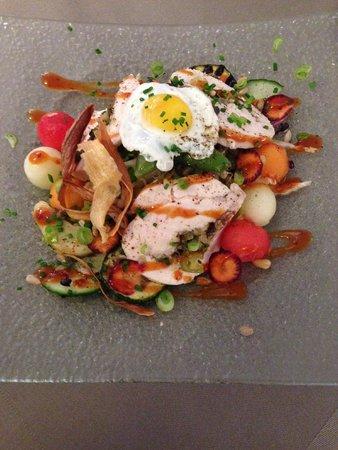 La Cuiller à Pot : Salade du chef