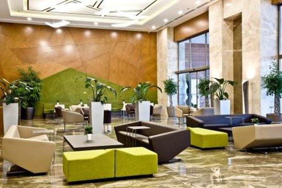 Holiday Inn Gaziantep-Sehitkamil : Lobby