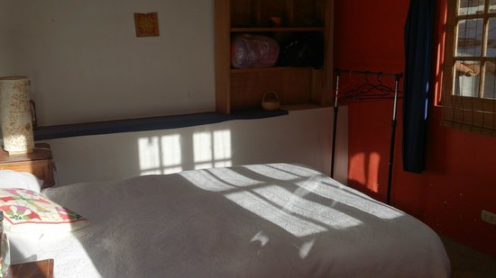 Casa Panqarani: A sneak peek at a double room