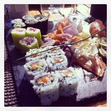 L'Ozio: sushis