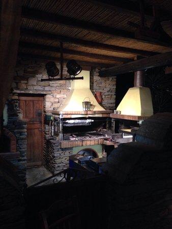 Vilaeti Taverna: La place du chef