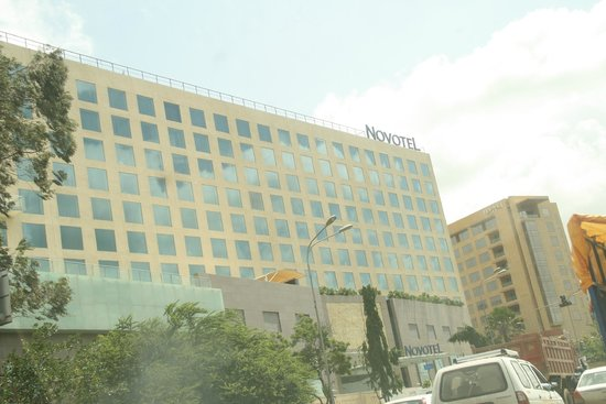 Novotel Pune Nagar Road: Hotel
