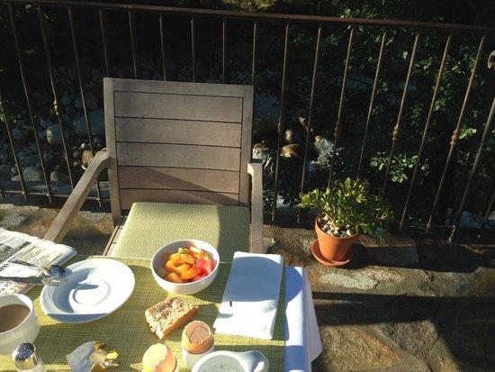 Hotel Dominique Colonna : breakfast