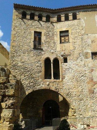 Murallas de Tarragona: Fachada