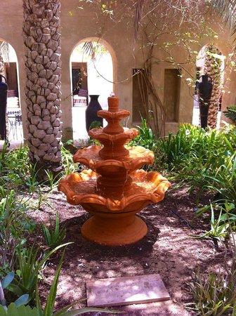 Bab Al Shams Desert Resort & Spa: Outside our room