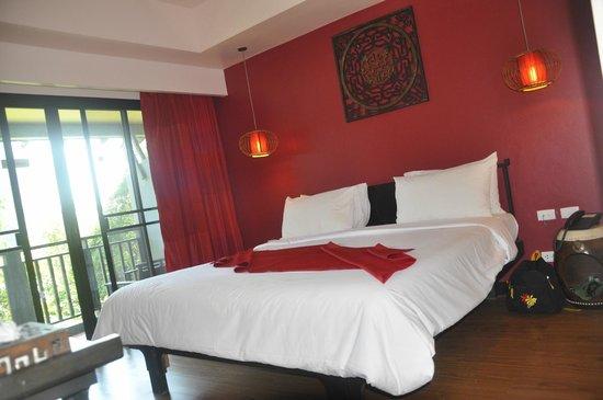 Krabi Cha-Da Resort: Room