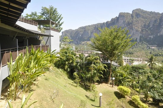 Krabi Cha-Da Resort : View From Room