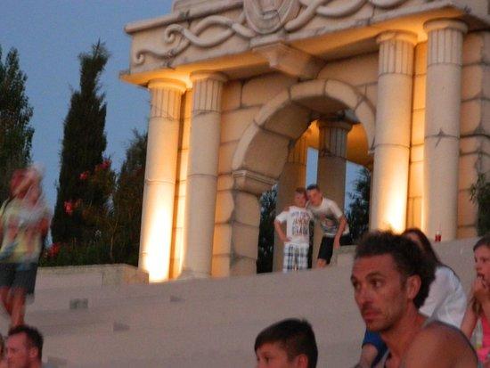 Kipriotis Aqualand: entertainment