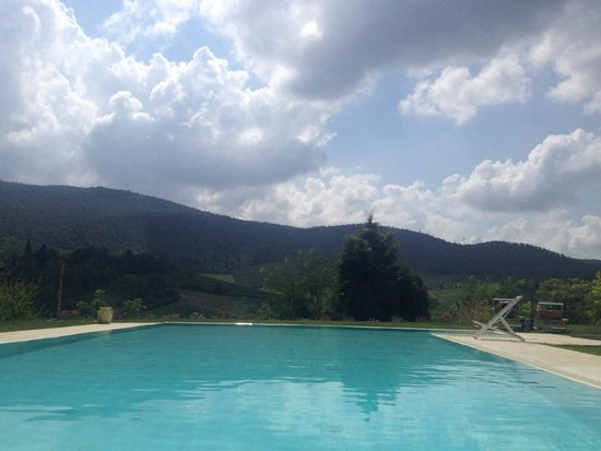 Villa del Sole: Great pool!