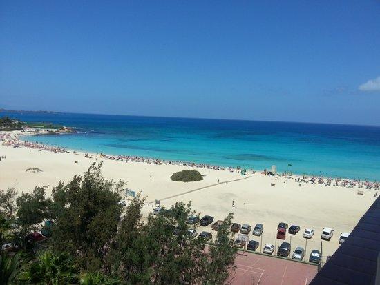 ClubHotel Riu Oliva Beach Resort : Vistas desde la habitación
