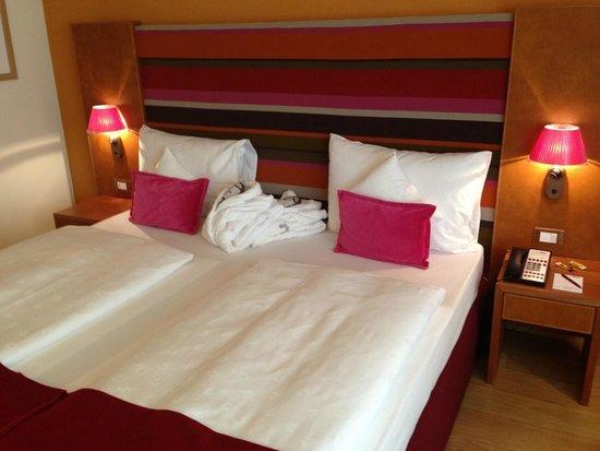 Hotel Terme Merano: La nostra camera