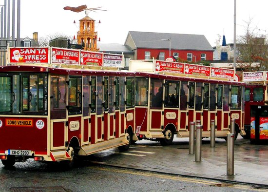 Eyre Square: Galway tour