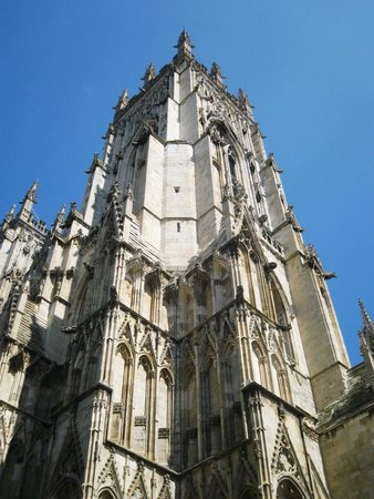 The Queens Hotel: York Minster close by