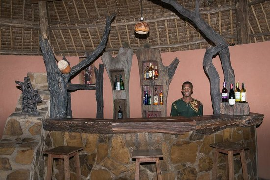 Angalia Tented Camp: Bar