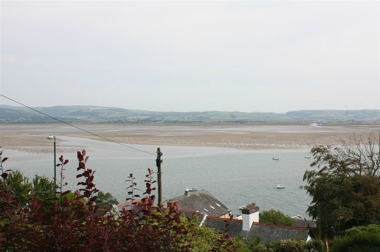 Brigydon: View of the estuary from the B&B