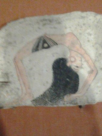 Egyptian Museum of Turin: Ballerina?