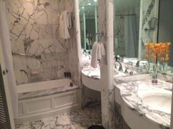 The Ritz-Carlton, Laguna Niguel: バスルーム