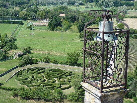 vue depuis le château de grignan