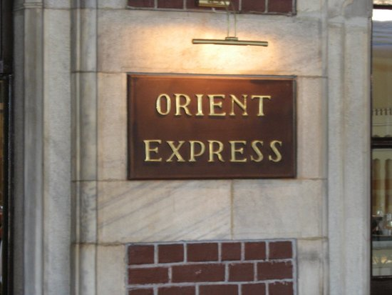 Historic Areas of Istanbul : Orient express 00