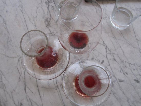 Enoteca Pitti Gola e Cantina : Individual wine decanters