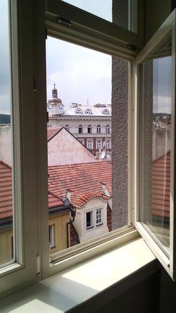Perla Hotel: Vista dalla camera 406