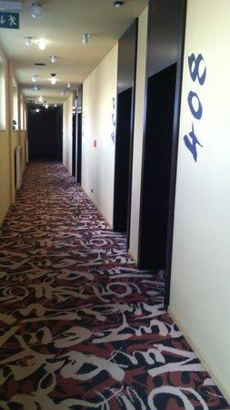 Perla Hotel : quarto piano