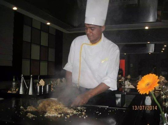 Iberostar Cancun: Japanesse restaurant