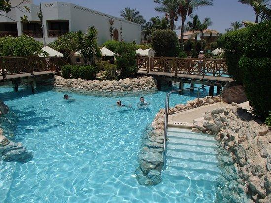 Ghazala Gardens Hotel: Pool.
