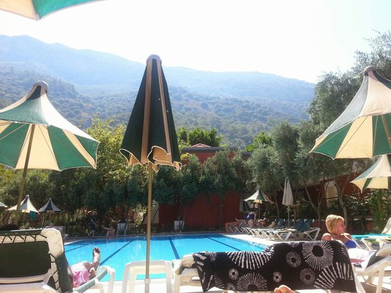 Club Belcekiz Beach Hotel: Annxe pool
