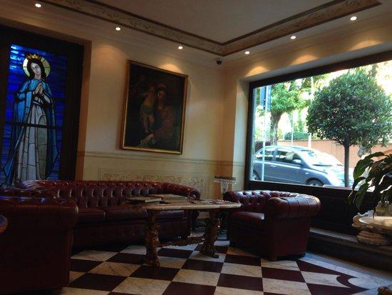 Hotel Villa San Pio : Lobby