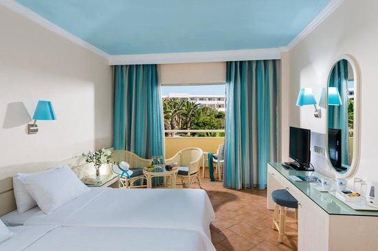Lyttos Beach Hotel : DOUBLE GARDEN VIEW