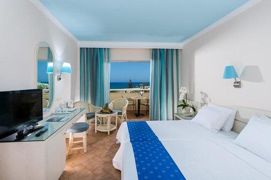Lyttos Beach Hotel : DOUBLE SEA VIEW