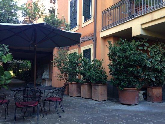 Hotel Villa San Pio: Entrance