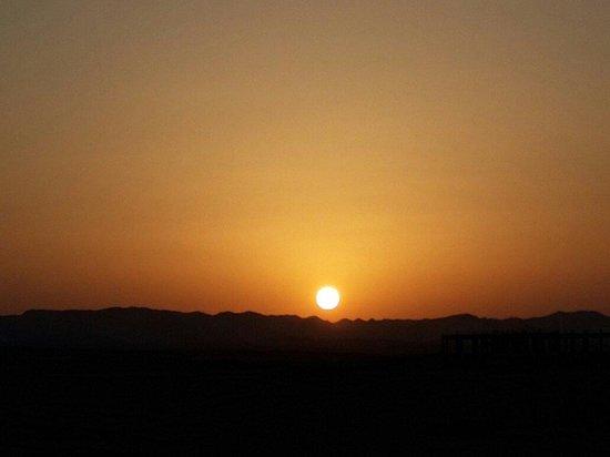 Aurora Bay Resort: Il tramonto di Marsa Alam