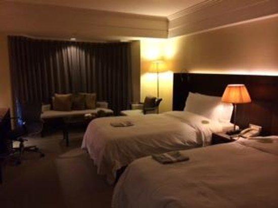 Regent Taipei: 客室