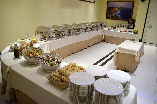 Semeli Hotel : buffet