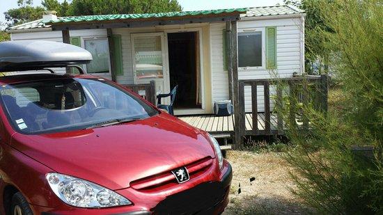 Camping Marina d'Aleria: Mobile home