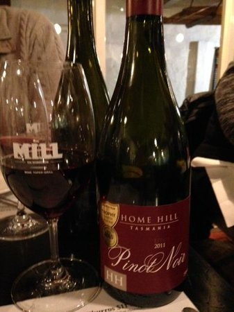 Pooley Wines: Pinot at the Mill