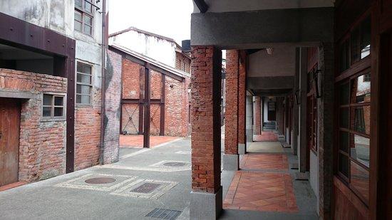 Bopiliao Ancient Street: 落ち着いた雰囲気がお勧めです。